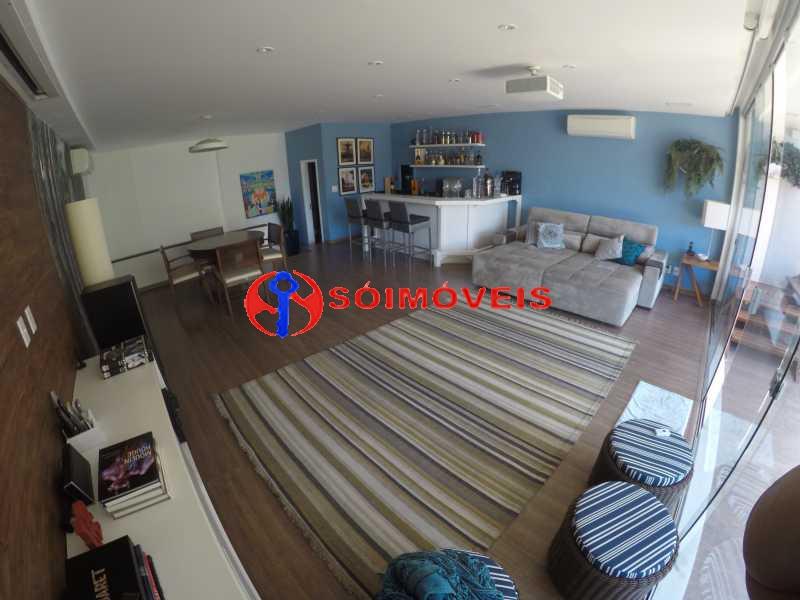 GOPR0931 - Cobertura 3 quartos à venda Lagoa, Rio de Janeiro - R$ 7.000.000 - LBCO30208 - 19