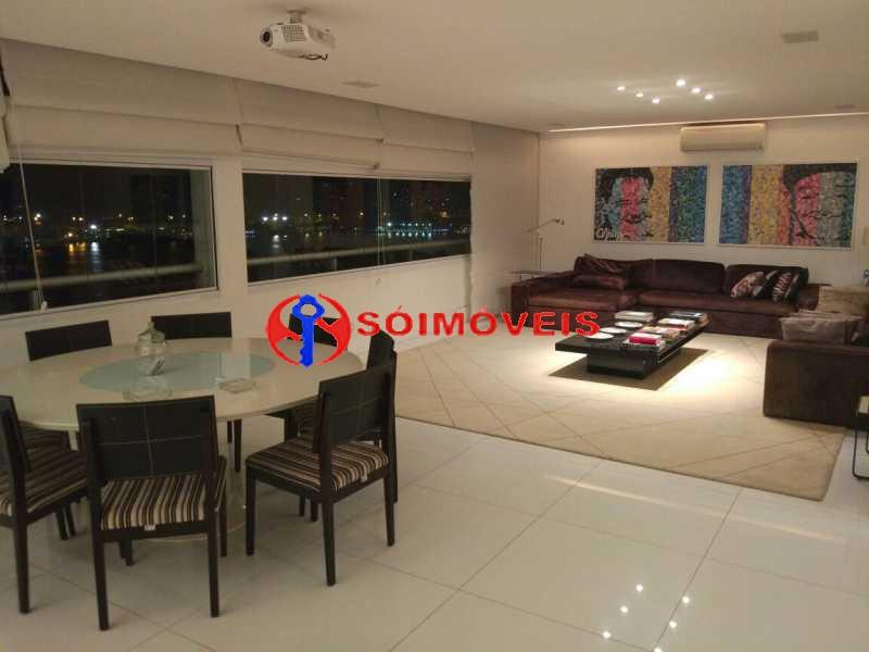 IMG_5281 - Cobertura 3 quartos à venda Lagoa, Rio de Janeiro - R$ 7.000.000 - LBCO30208 - 8