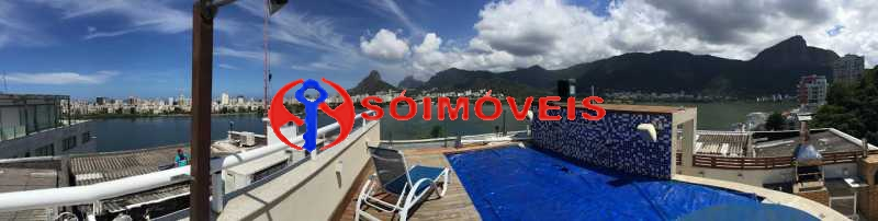 360 - Cobertura 3 quartos à venda Lagoa, Rio de Janeiro - R$ 7.000.000 - LBCO30208 - 26