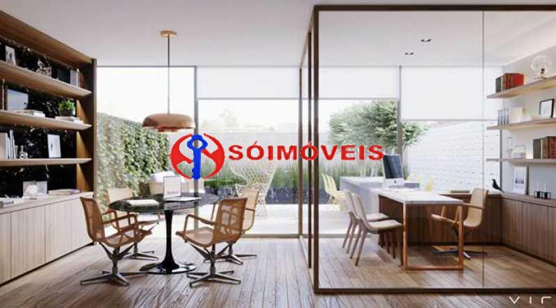 CINE LEBLON - Sala Comercial 85m² à venda Rio de Janeiro,RJ - R$ 2.434.884 - LBSL00094 - 3