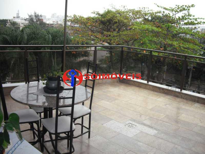 DSCF0475 - Copy - Cobertura 4 quartos à venda Rio de Janeiro,RJ - R$ 3.450.000 - LBCO40168 - 22