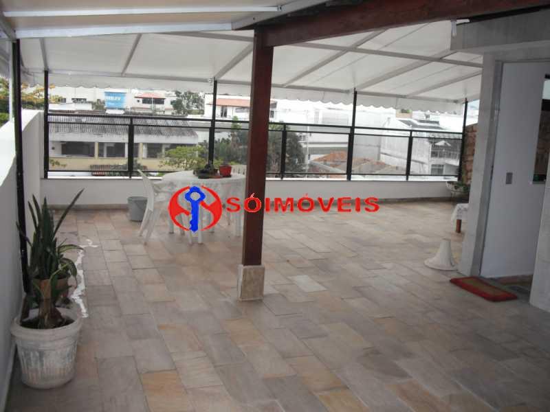 DSCF0478 - Copy - Cobertura 4 quartos à venda Rio de Janeiro,RJ - R$ 3.450.000 - LBCO40168 - 24
