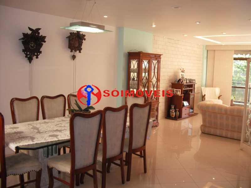 DSCF0480 - Copy - Cobertura 4 quartos à venda Rio de Janeiro,RJ - R$ 3.450.000 - LBCO40168 - 4