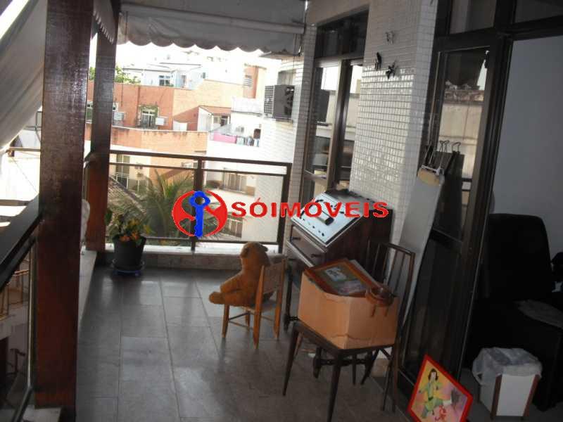 DSCF0488 - Copy - Cobertura 4 quartos à venda Rio de Janeiro,RJ - R$ 3.450.000 - LBCO40168 - 1