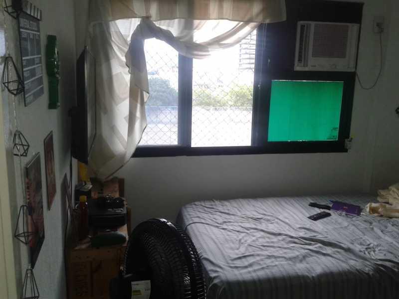 02. - Apartamento À Venda - Recreio dos Bandeirantes - Rio de Janeiro - RJ - RCAP20002 - 3