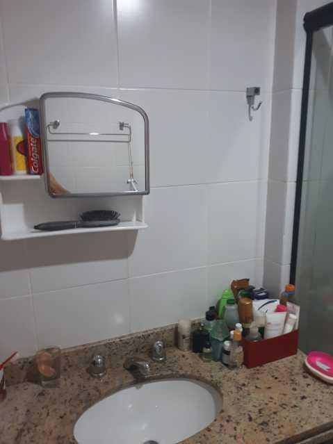 08 detalhes banheiro - Apartamento À Venda - Recreio dos Bandeirantes - Rio de Janeiro - RJ - RCAP30004 - 9