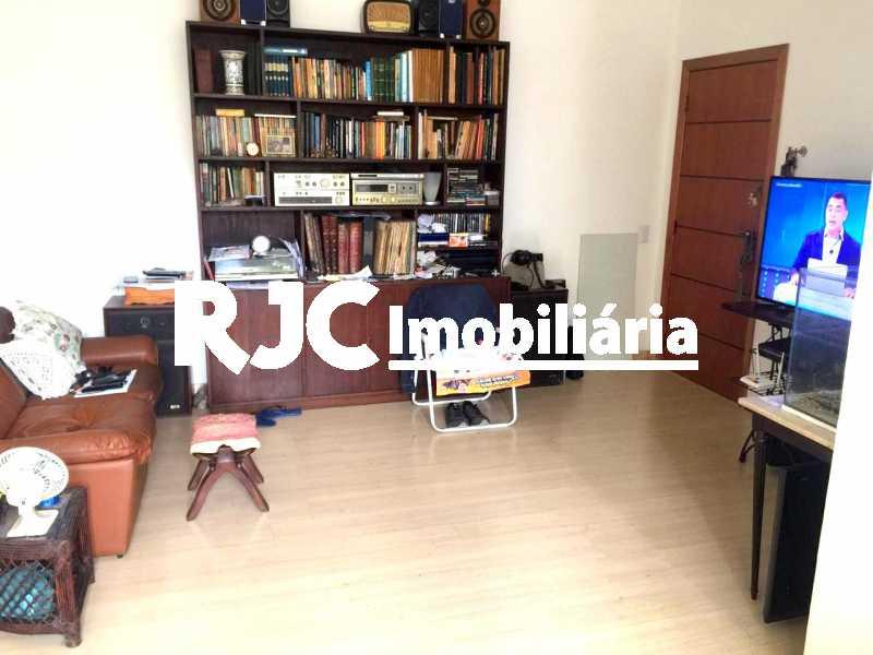 1 - Apartamento 1 quarto à venda Tijuca, Rio de Janeiro - R$ 450.000 - MBAP10817 - 1