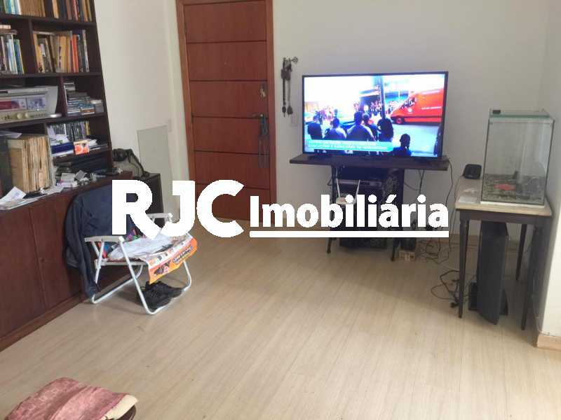 2 - Apartamento 1 quarto à venda Tijuca, Rio de Janeiro - R$ 450.000 - MBAP10817 - 3