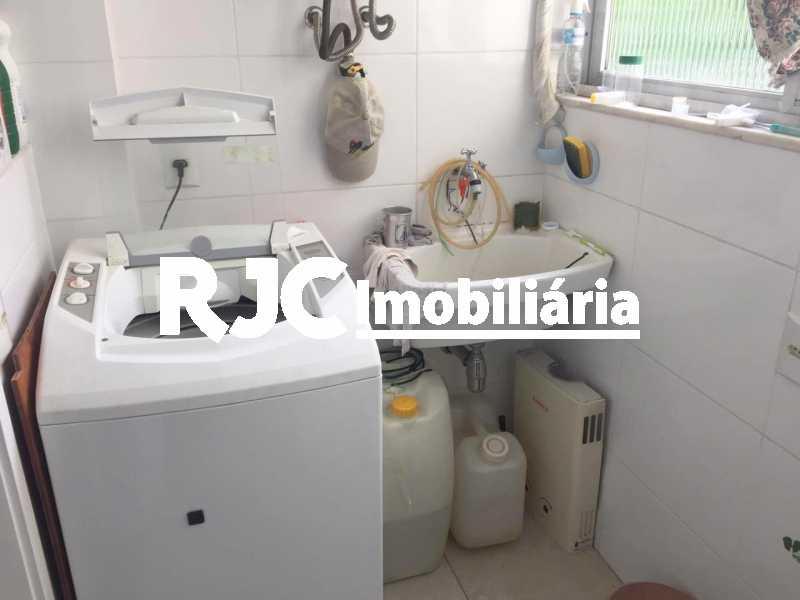 10 - Apartamento 1 quarto à venda Tijuca, Rio de Janeiro - R$ 450.000 - MBAP10817 - 11