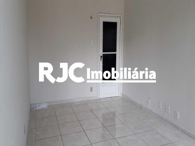 1    Sala - Apartamento 1 quarto à venda Tijuca, Rio de Janeiro - R$ 297.000 - MBAP10818 - 1