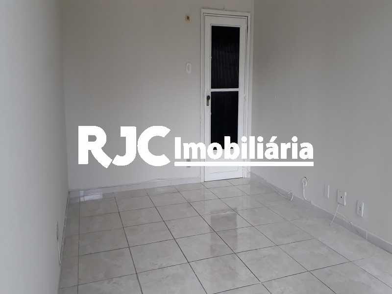 2   Sala - Apartamento 1 quarto à venda Tijuca, Rio de Janeiro - R$ 297.000 - MBAP10818 - 3
