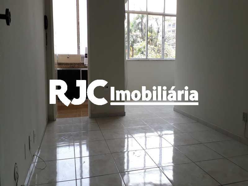 3   Sala - Apartamento 1 quarto à venda Tijuca, Rio de Janeiro - R$ 297.000 - MBAP10818 - 4