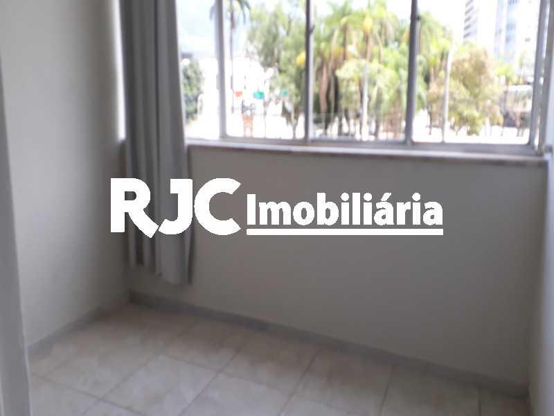 5   Sala - Apartamento 1 quarto à venda Tijuca, Rio de Janeiro - R$ 297.000 - MBAP10818 - 6