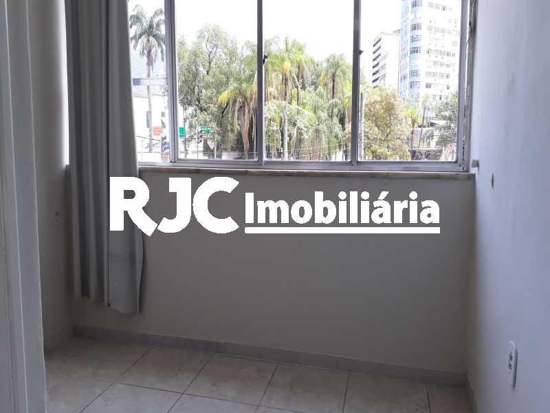 6   Sala - Apartamento 1 quarto à venda Tijuca, Rio de Janeiro - R$ 297.000 - MBAP10818 - 7
