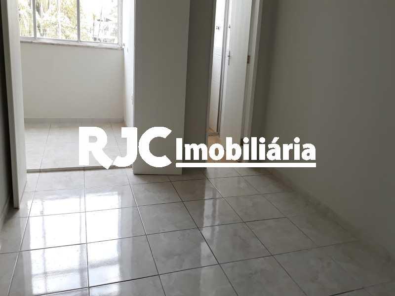 7 Quarto - Apartamento 1 quarto à venda Tijuca, Rio de Janeiro - R$ 297.000 - MBAP10818 - 8