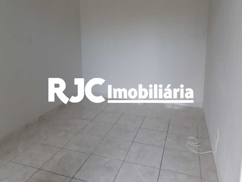 8   Quarto - Apartamento 1 quarto à venda Tijuca, Rio de Janeiro - R$ 297.000 - MBAP10818 - 9