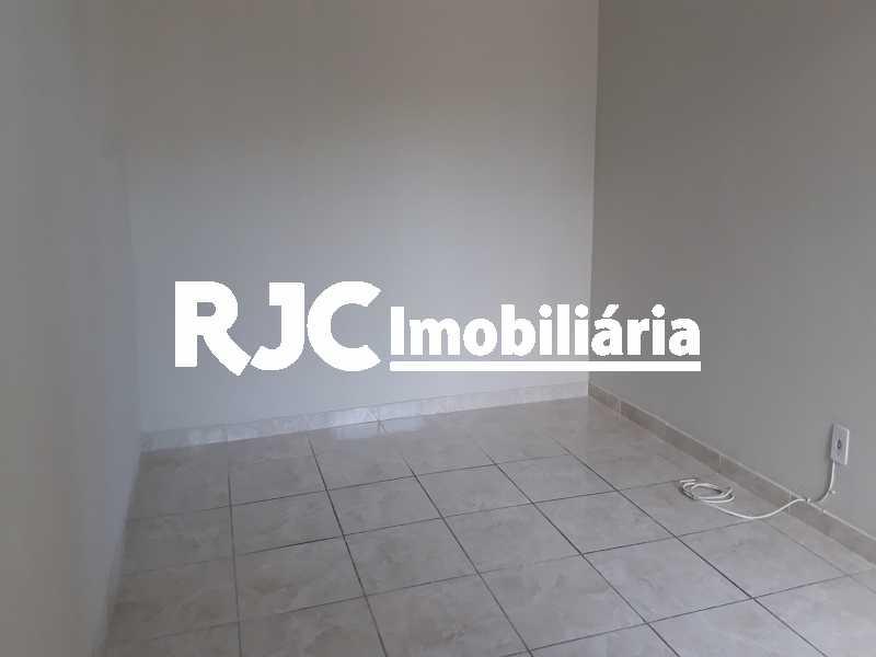 9  Quarto - Apartamento 1 quarto à venda Tijuca, Rio de Janeiro - R$ 297.000 - MBAP10818 - 10