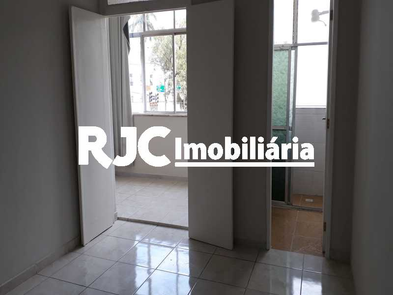 10   Quarto - Apartamento 1 quarto à venda Tijuca, Rio de Janeiro - R$ 297.000 - MBAP10818 - 11