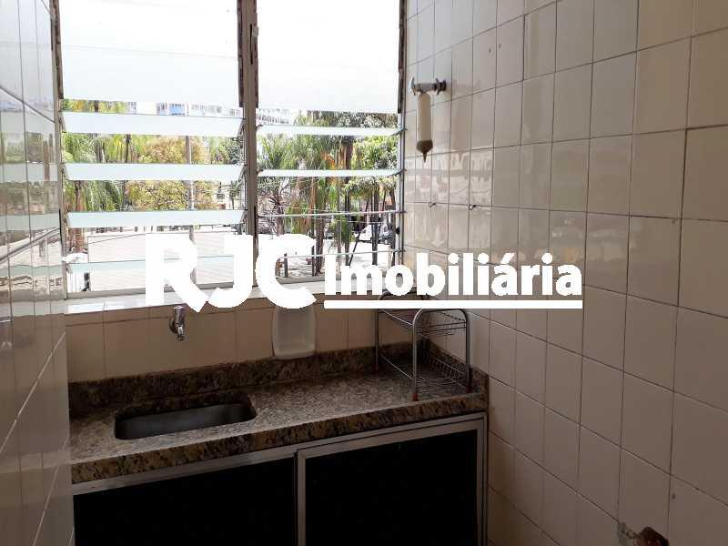14 Cozinha - Apartamento 1 quarto à venda Tijuca, Rio de Janeiro - R$ 297.000 - MBAP10818 - 15