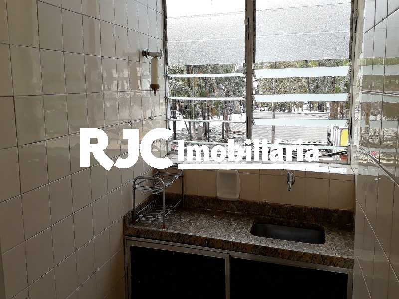 15  Cozinha - Apartamento 1 quarto à venda Tijuca, Rio de Janeiro - R$ 297.000 - MBAP10818 - 16
