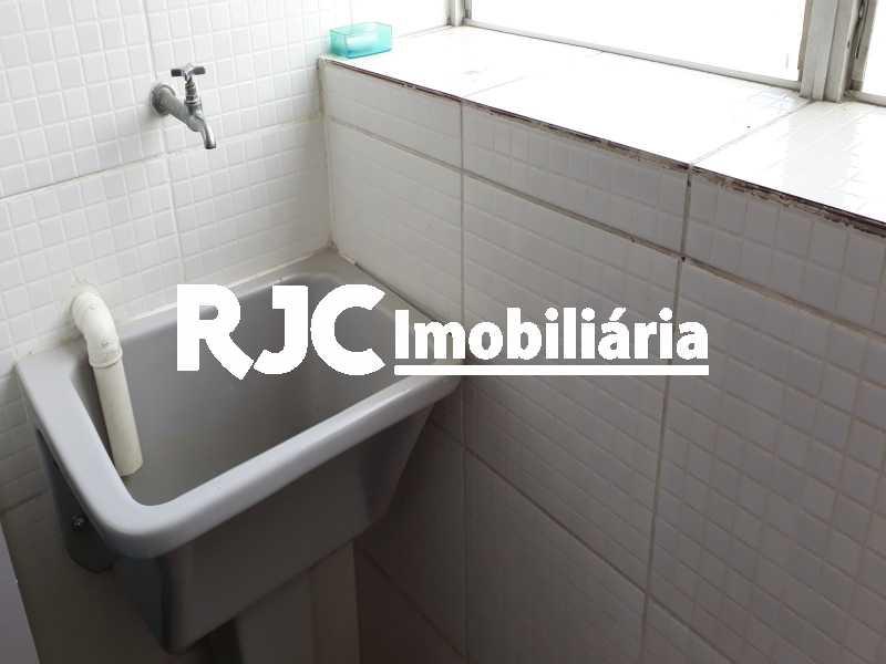 16  Area de Serviço - Apartamento 1 quarto à venda Tijuca, Rio de Janeiro - R$ 297.000 - MBAP10818 - 17