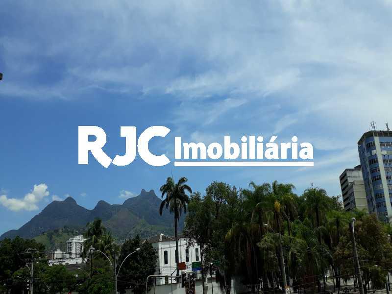 18   Vista - Apartamento 1 quarto à venda Tijuca, Rio de Janeiro - R$ 297.000 - MBAP10818 - 19