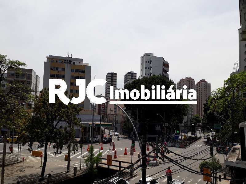 19  Vista - Apartamento 1 quarto à venda Tijuca, Rio de Janeiro - R$ 297.000 - MBAP10818 - 20