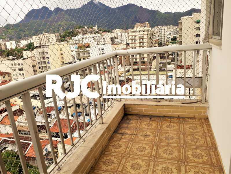 FOTO 1 - Apartamento 1 quarto à venda Vila Isabel, Rio de Janeiro - R$ 350.000 - MBAP10820 - 1