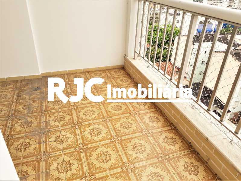 FOTO 8 - Apartamento 1 quarto à venda Vila Isabel, Rio de Janeiro - R$ 350.000 - MBAP10820 - 9
