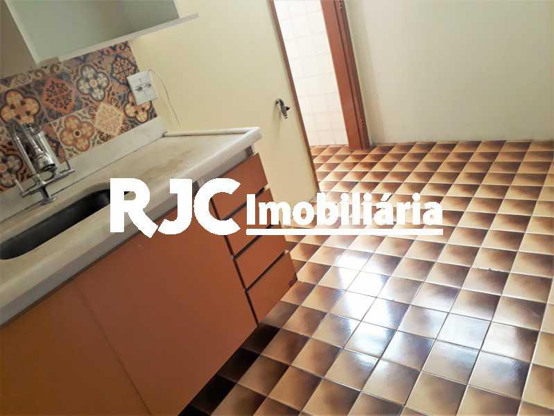 FOTO 15 - Apartamento 1 quarto à venda Vila Isabel, Rio de Janeiro - R$ 350.000 - MBAP10820 - 16