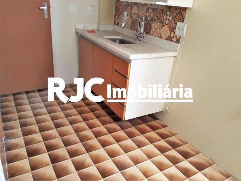 FOTO 16 - Apartamento 1 quarto à venda Vila Isabel, Rio de Janeiro - R$ 350.000 - MBAP10820 - 17
