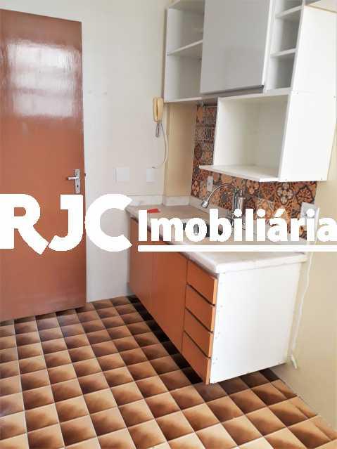 FOTO 17 - Apartamento 1 quarto à venda Vila Isabel, Rio de Janeiro - R$ 350.000 - MBAP10820 - 18