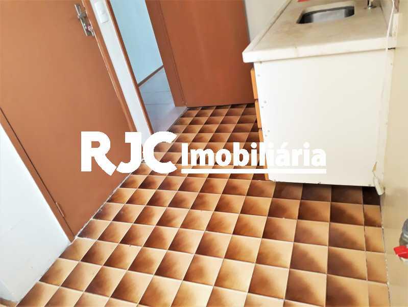 FOTO 18 - Apartamento 1 quarto à venda Vila Isabel, Rio de Janeiro - R$ 350.000 - MBAP10820 - 19