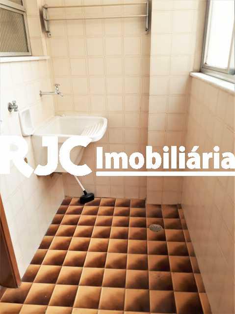 FOTO 19 - Apartamento 1 quarto à venda Vila Isabel, Rio de Janeiro - R$ 350.000 - MBAP10820 - 20