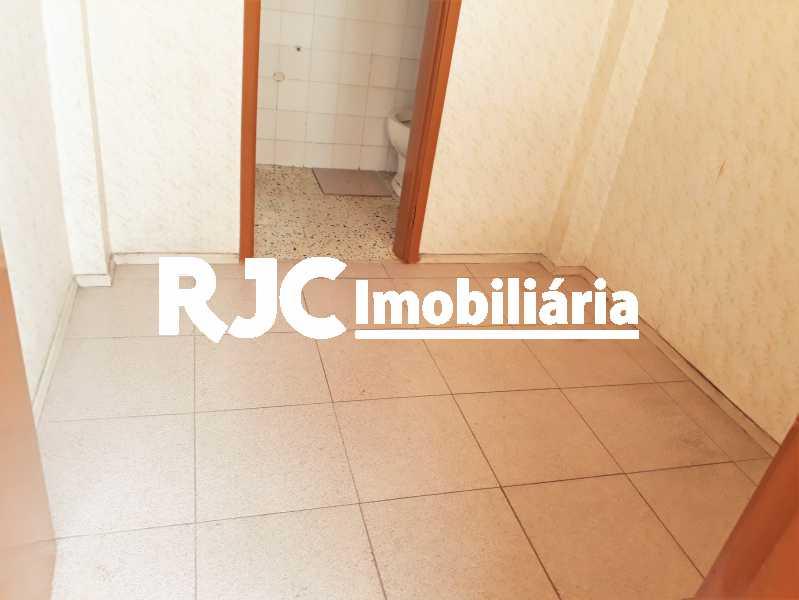 FOTO 20 - Apartamento 1 quarto à venda Vila Isabel, Rio de Janeiro - R$ 350.000 - MBAP10820 - 21