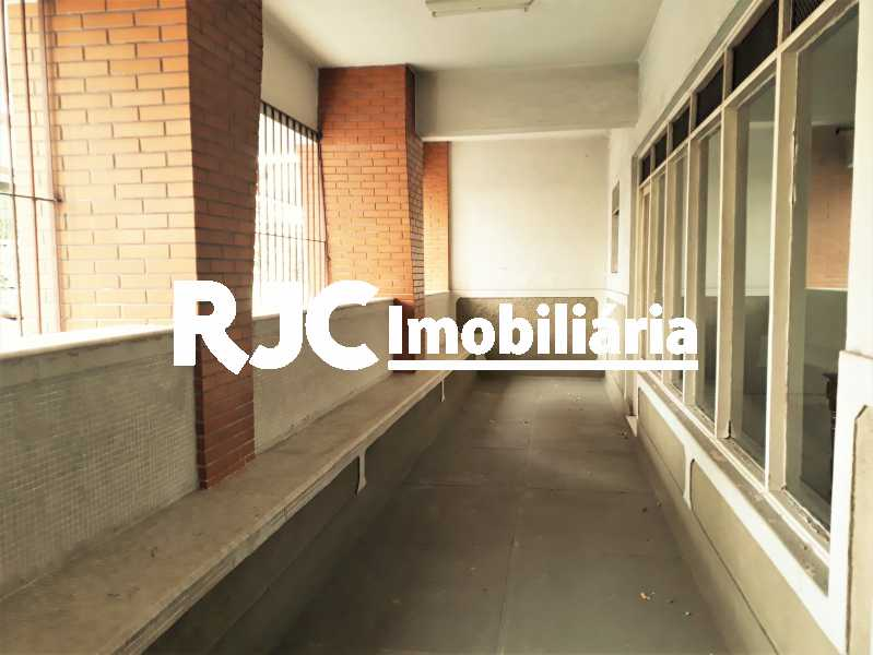 FOTO 23 - Apartamento 1 quarto à venda Vila Isabel, Rio de Janeiro - R$ 350.000 - MBAP10820 - 24