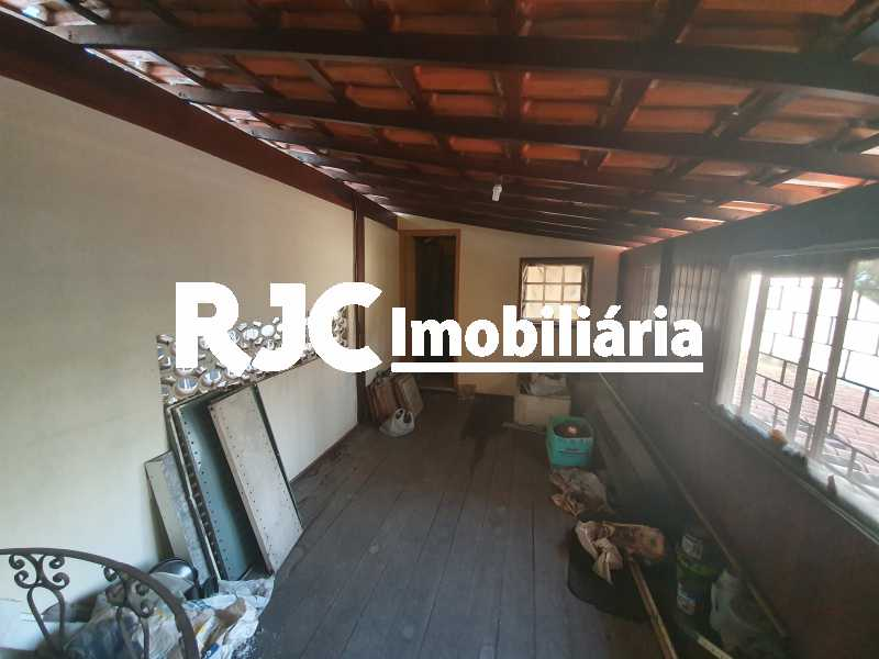 20191019_162055 - Casa de Vila 3 quartos à venda Vila Isabel, Rio de Janeiro - R$ 640.000 - MBCV30133 - 20