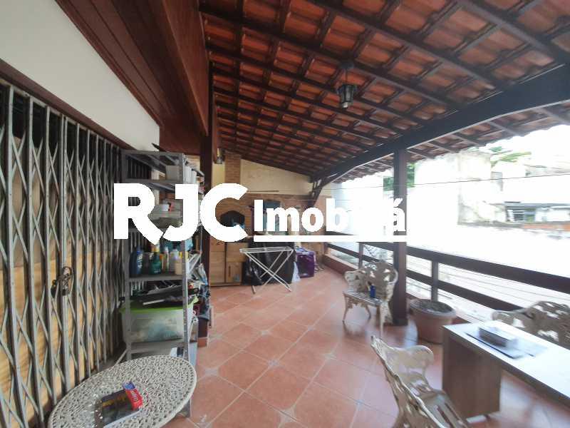 20191019_162304 - Casa de Vila 3 quartos à venda Vila Isabel, Rio de Janeiro - R$ 640.000 - MBCV30133 - 23