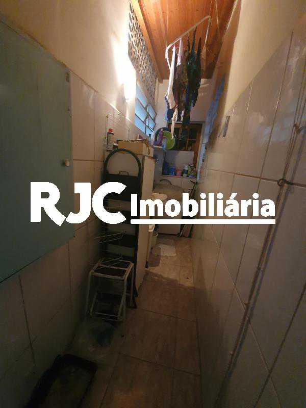 20191019_162548 - Casa de Vila 3 quartos à venda Vila Isabel, Rio de Janeiro - R$ 640.000 - MBCV30133 - 25