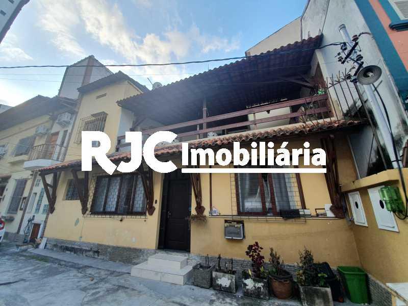 20191019_162734 - Casa de Vila 3 quartos à venda Vila Isabel, Rio de Janeiro - R$ 640.000 - MBCV30133 - 4