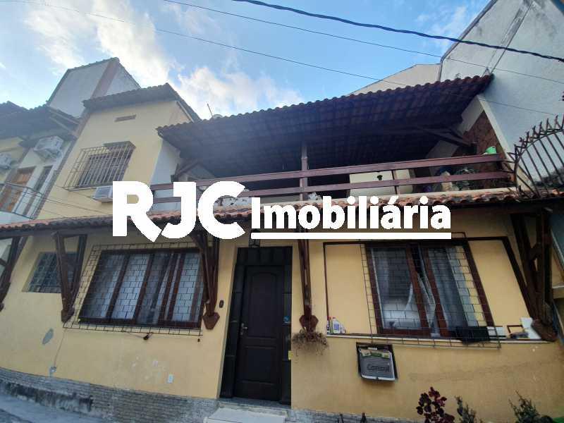 20191019_162743 - Casa de Vila 3 quartos à venda Vila Isabel, Rio de Janeiro - R$ 640.000 - MBCV30133 - 3