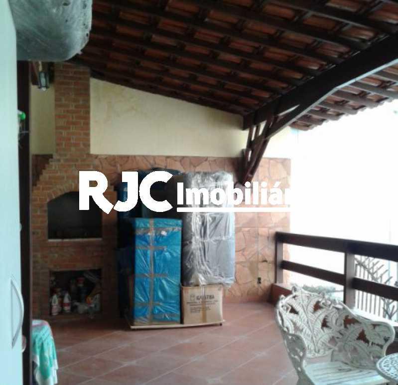 ter - Casa de Vila 3 quartos à venda Vila Isabel, Rio de Janeiro - R$ 640.000 - MBCV30133 - 19