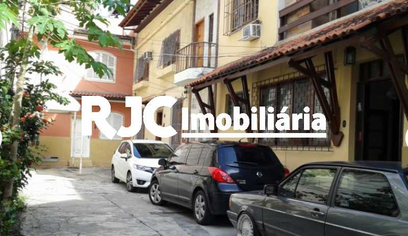 vila1 - Casa de Vila 3 quartos à venda Vila Isabel, Rio de Janeiro - R$ 640.000 - MBCV30133 - 1