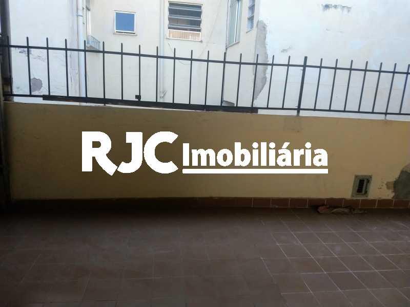 IMG_20191028_153909936 - Casa de Vila 3 quartos à venda Tijuca, Rio de Janeiro - R$ 650.000 - MBCV30138 - 9