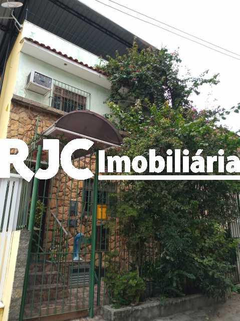 IMG_20191023_121346021 - Casa de Vila 3 quartos à venda São Cristóvão, Rio de Janeiro - R$ 600.000 - MBCV30139 - 1