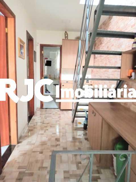 IMG_20191023_123737390 - Casa de Vila 3 quartos à venda São Cristóvão, Rio de Janeiro - R$ 600.000 - MBCV30139 - 25