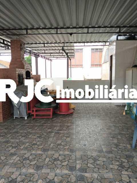 IMG_20191023_124122700 - Casa de Vila 3 quartos à venda São Cristóvão, Rio de Janeiro - R$ 600.000 - MBCV30139 - 26
