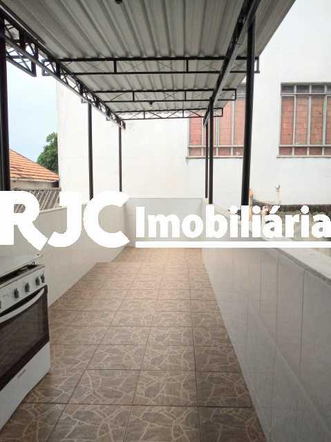 IMG_20191023_124154026 - Casa de Vila 3 quartos à venda São Cristóvão, Rio de Janeiro - R$ 600.000 - MBCV30139 - 23