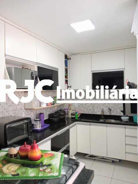 IMG_20191023_125637334 - Casa de Vila 3 quartos à venda São Cristóvão, Rio de Janeiro - R$ 600.000 - MBCV30139 - 21