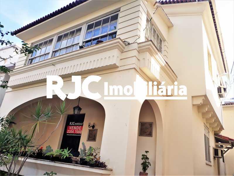 FOTO 1 - Casa 4 quartos à venda Rio Comprido, Rio de Janeiro - R$ 890.000 - MBCA40157 - 1